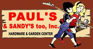 PAUL'S & Sandy's TOO